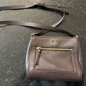 Kate Spade brown crossbody